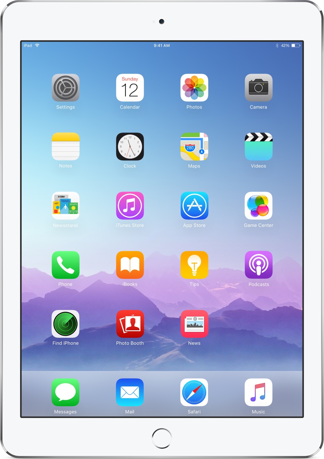 iPad Air 2nd