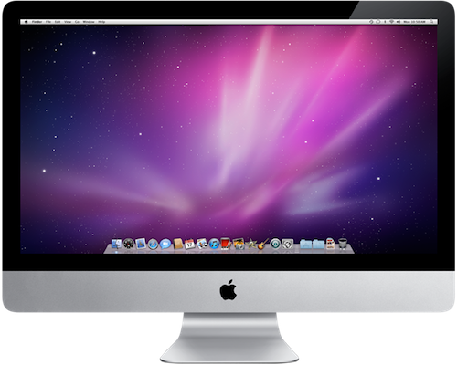 iMac 20 inch Early 2009 A1224