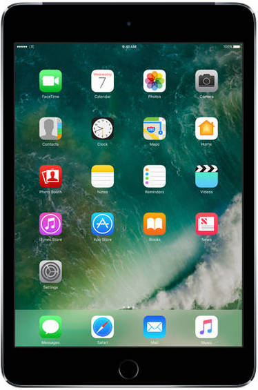 iPad mini 4th