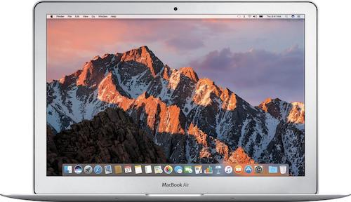Macbook Air 13 inch Mid 2013  A1466