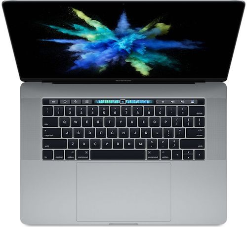 Macbook Pro w Touch Bar 15 inch-2016 A1707