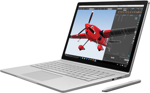 Microsoft Surface Book 13.5 inch