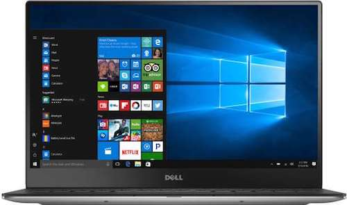 Dell XPS 13.3″ Touchscreen Convertible Laptop