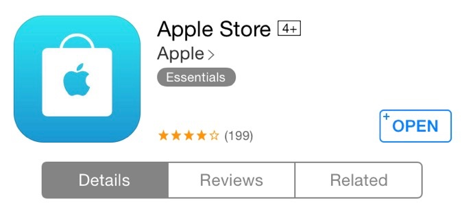 Apple Store App Updated With Ability to Make Payments Using Touch ID, Check Local iPhone Inventory