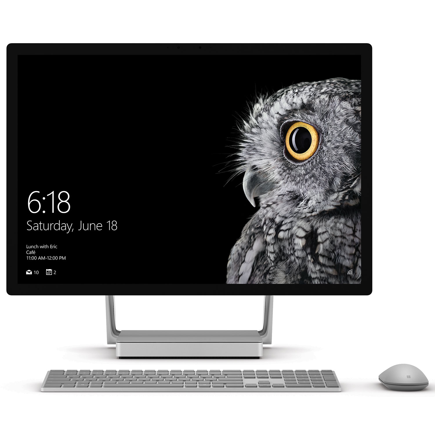 Microsoft Surface Studio 28″
