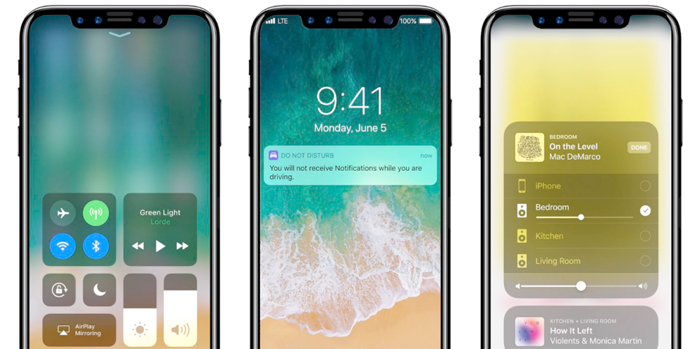 J.P. Morgan: OLED iPhone 8 will arrive on time in Sept. in small quantity, ASP of $1100