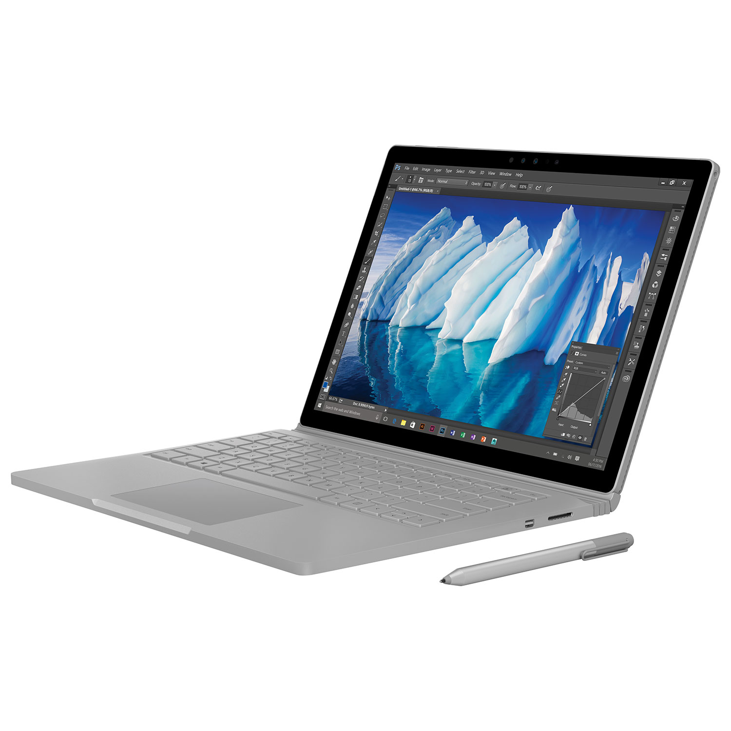Microsoft Surface Book with Performance Base 13.5″